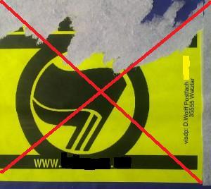 Neonazis in Bad Vilbel/Karben aktiv – Bezug zum 01.Mai in FFM?