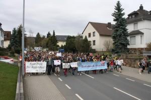 2.565 Menschen bei antifaschistischen Veranstaltungen – Rückblick der vergangenen Wochen: