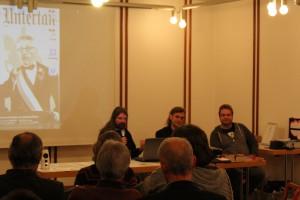 """Die """"Neue Rechte"""" in der AFD – Erfolgreicher Vortrag mit Andreas Kemper in Friedberg"""