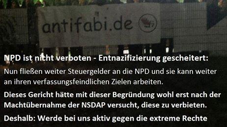 Read more about the article Büdingen: Nie wieder Faschismus – Büdingen zeigt Gesicht für Demokratie