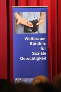 Wetterauer Sozialbündnis – Podiumsdiskussion mit den Landratskandidat*innen