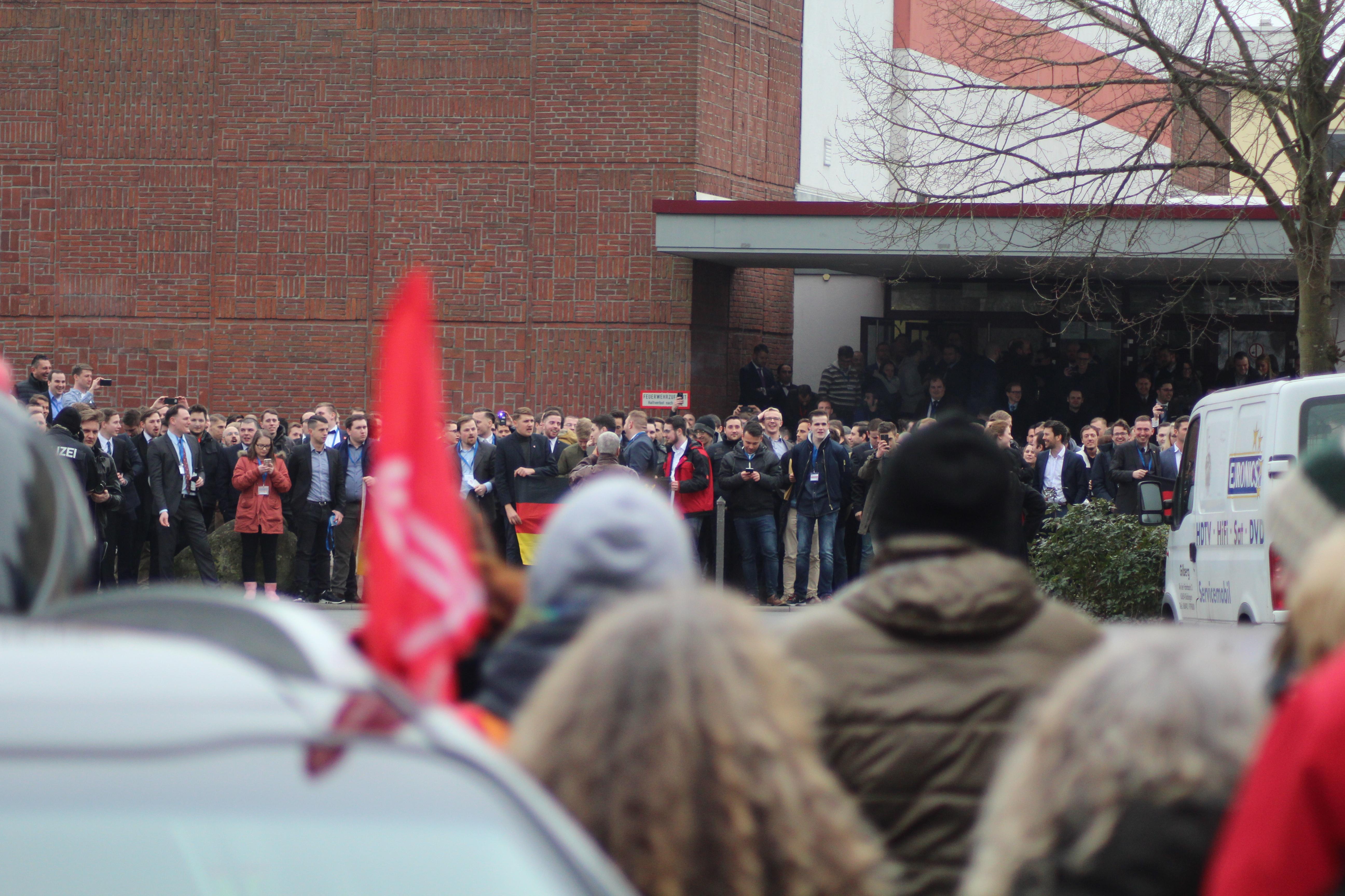 JA-Kongress Büdingen – Eine Auswertung der Antifaschistischen Bildungsinitiative e.V.