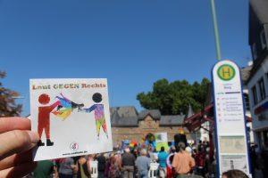 Friedberg: Hunderte demonstrieren gegen Faschismus
